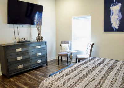 The Blue Bungalow | bed 5